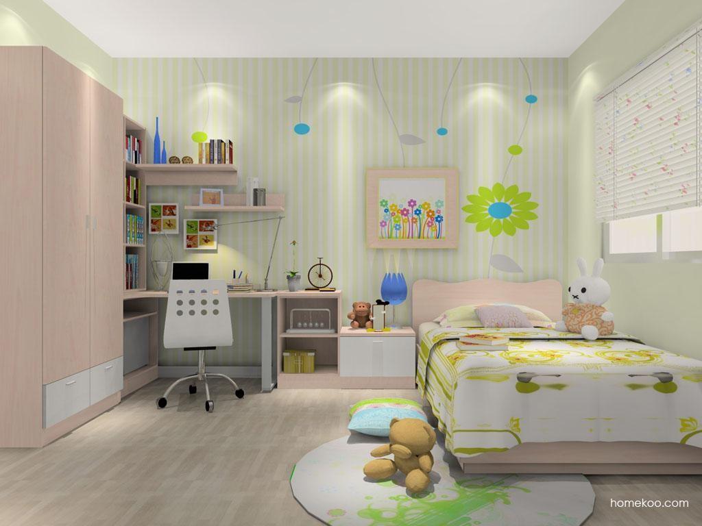 女孩的梦青少年房B9151
