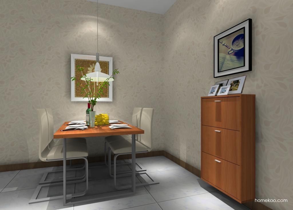 新实用主义餐厅家具E7958