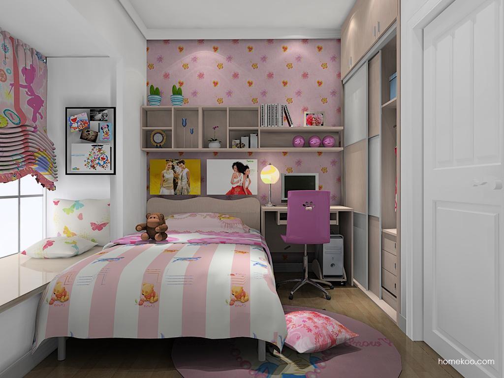 女孩的梦青少年房B9177