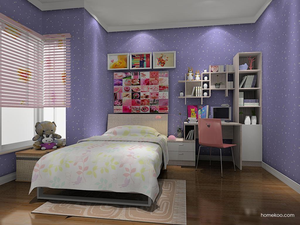 女孩的梦青少年房B9174