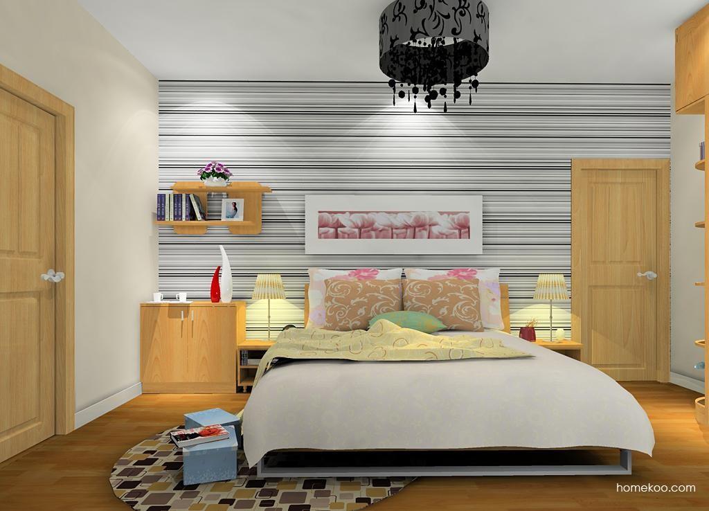 新实用主义卧房家具A9248
