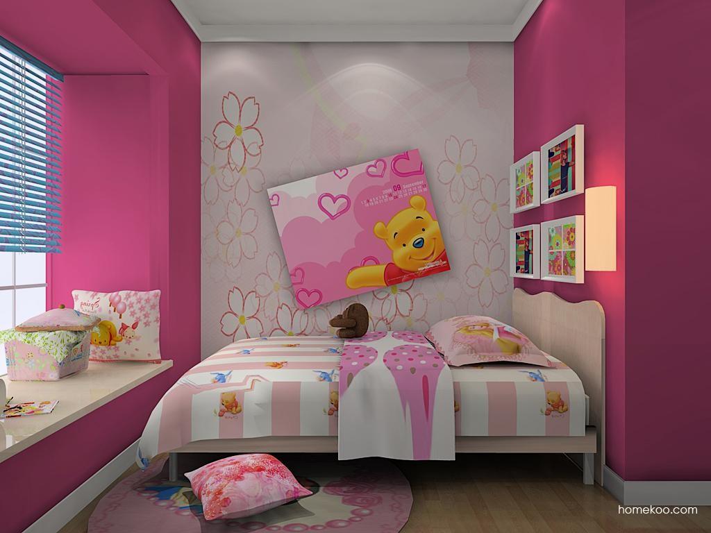 女孩的梦青少年房B9207