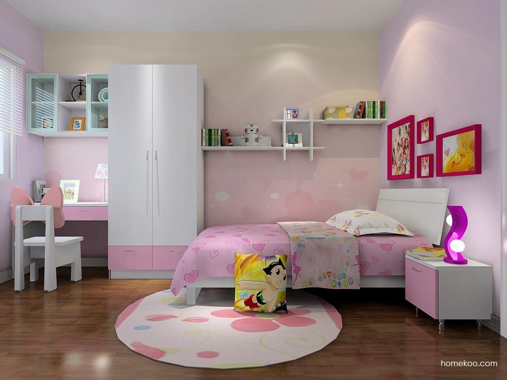 女孩的梦青少年房B9195