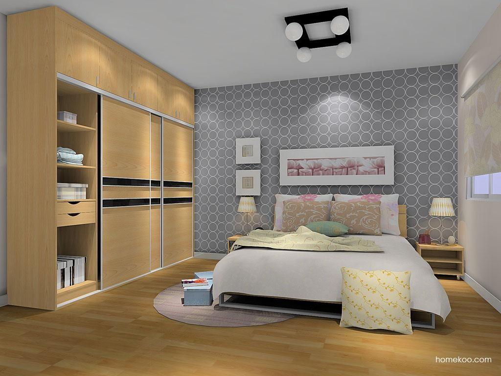 新实用主义卧房家具A9275