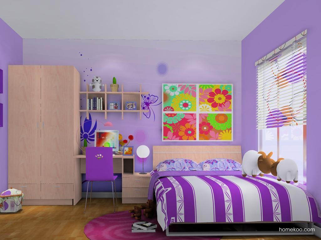 女孩的梦青少年房B9222