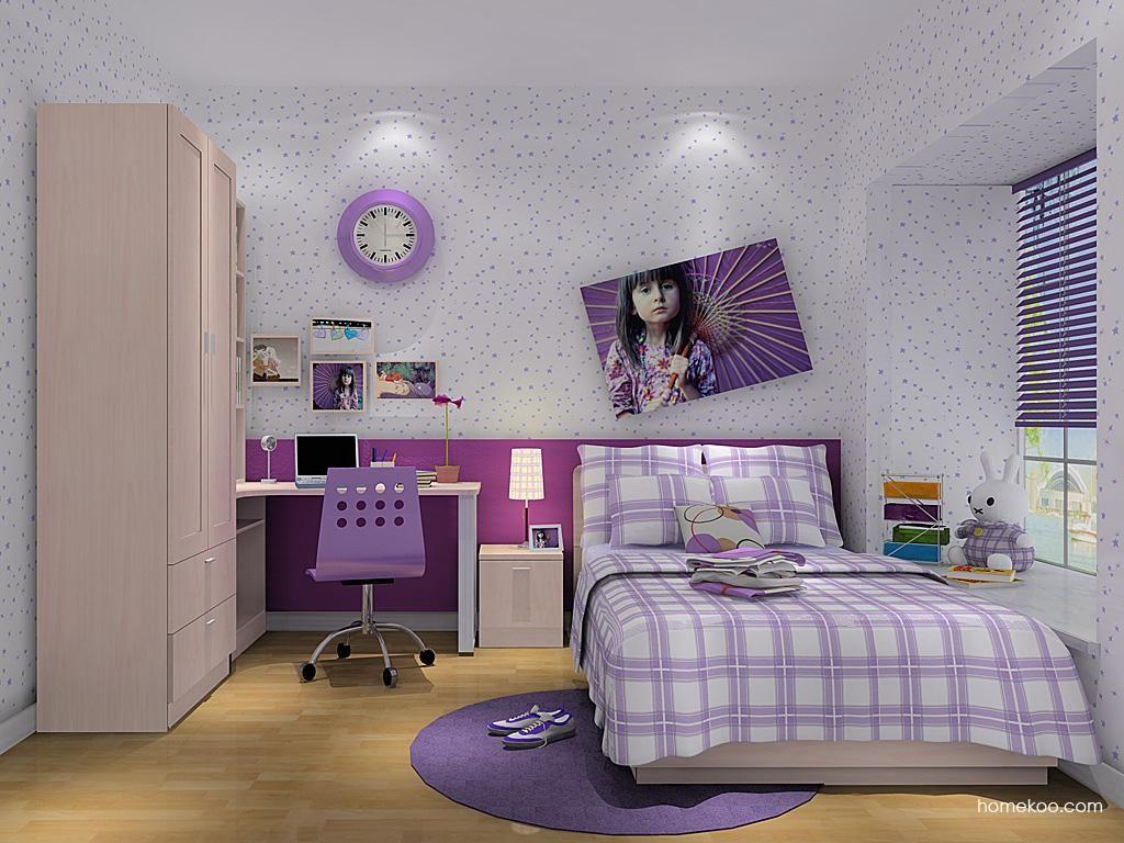 女孩的梦青少年房B9211