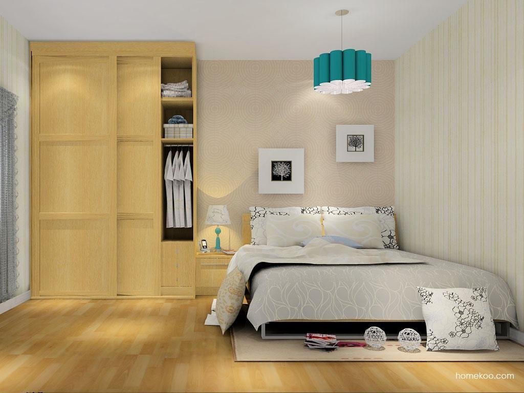 丹麦本色卧房家具A9302