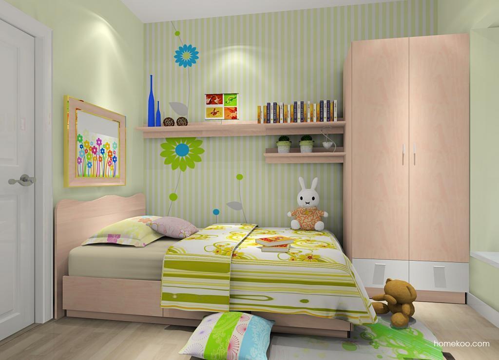 女孩的梦青少年房B9266
