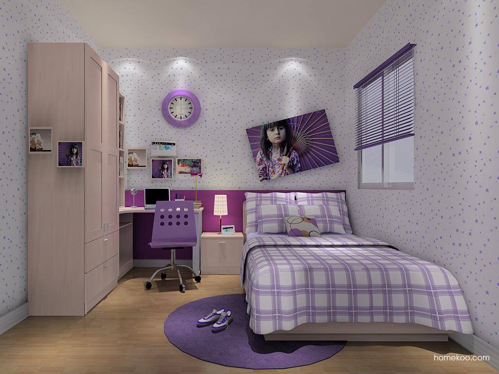 女孩的梦青少年房B9296