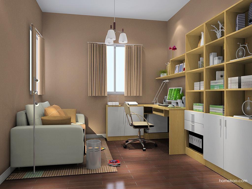 新实用主义书房家具C9250