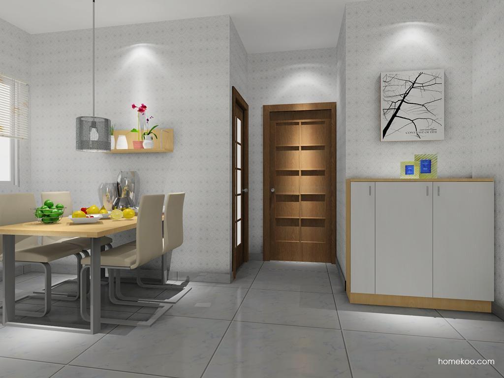 新实用主义餐厅家具E7966
