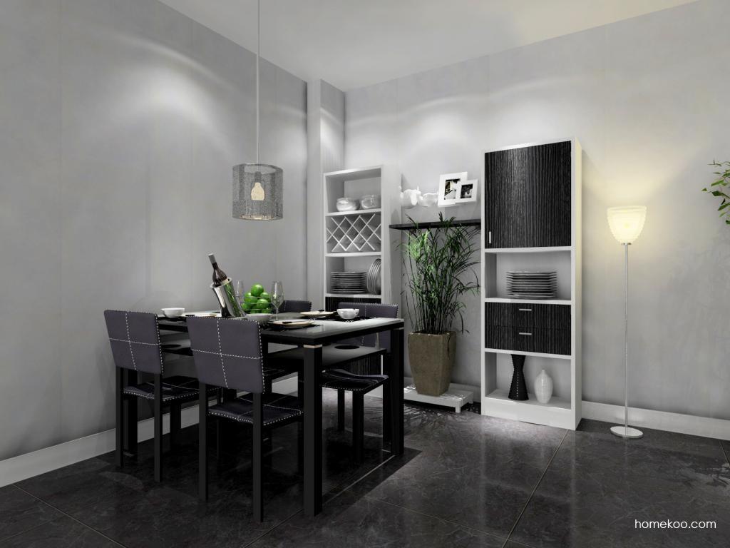 简约主义餐厅家具E7971
