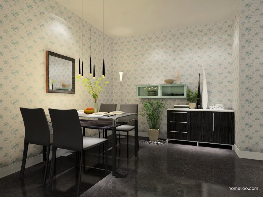简约主义餐厅家具E7969