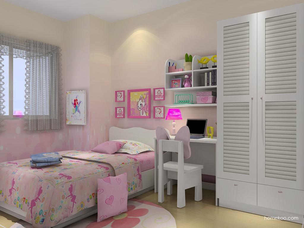 女孩的梦青少年房B9329