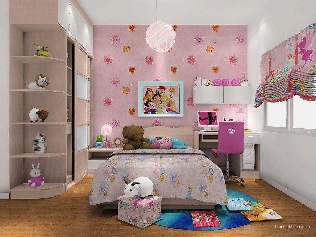 女孩的梦青少年房B9334