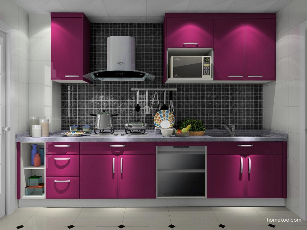 紫晶魅影橱柜F9674