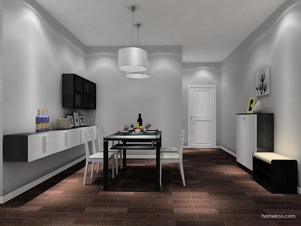 新实用主义餐厅家具E7999