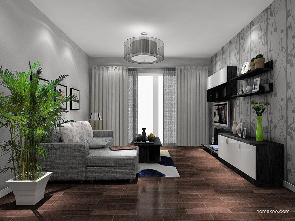 新实用主义客厅家具D8000