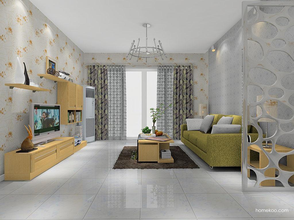 丹麦本色家具D7996