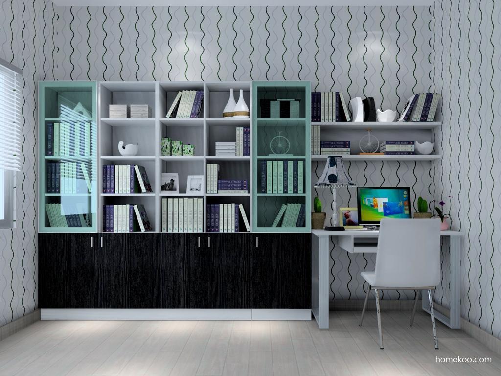 简约主义书房家具C9273