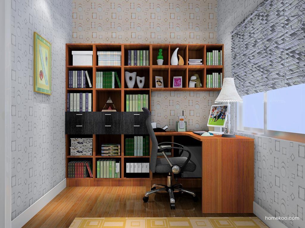 德国森林书房家具C9272