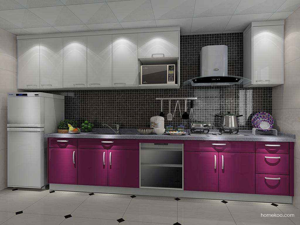 紫晶魅影橱柜F9679