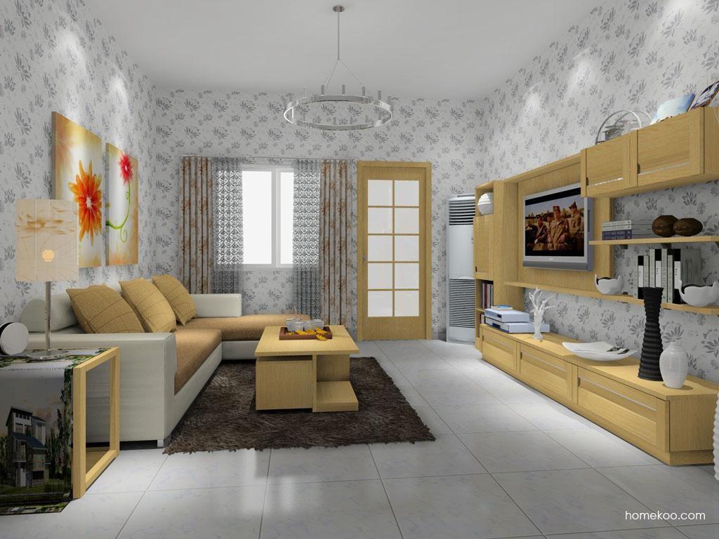 丹麦本色家具D7998