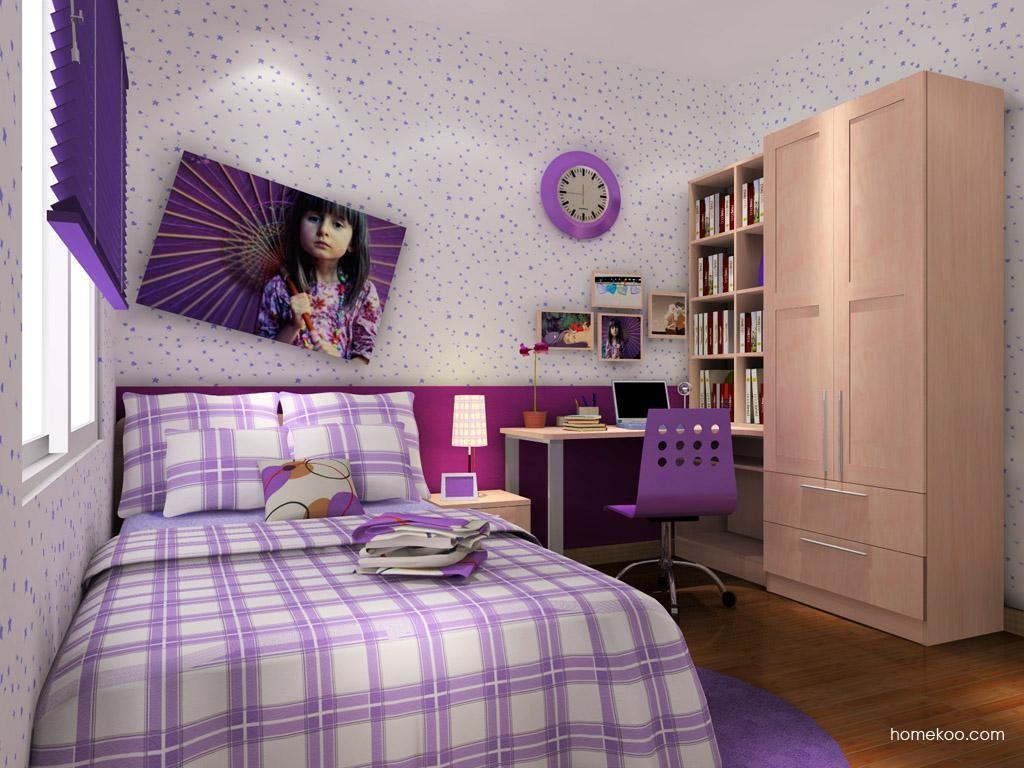 女孩的梦青少年房B9358