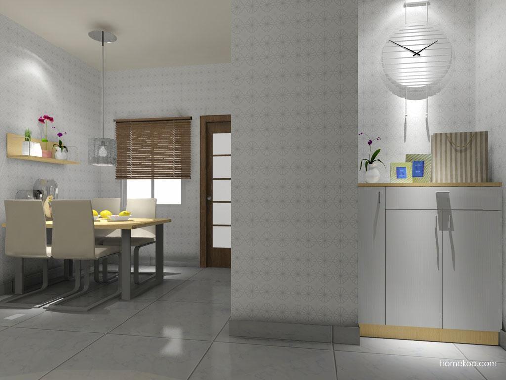 新实用主义餐厅家具E8001