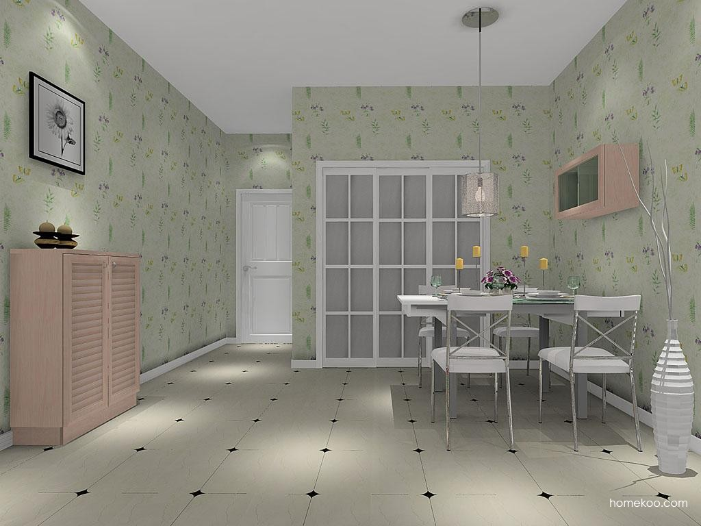 北欧阳光餐厅家具E8003
