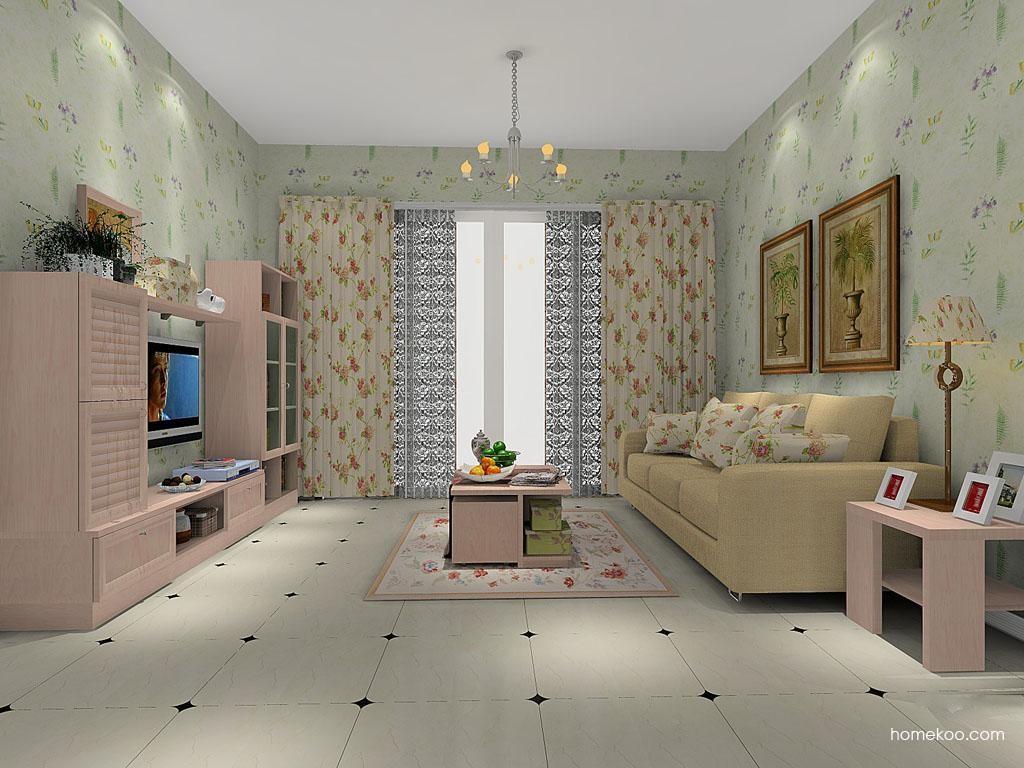 北欧阳光客厅家具D8004