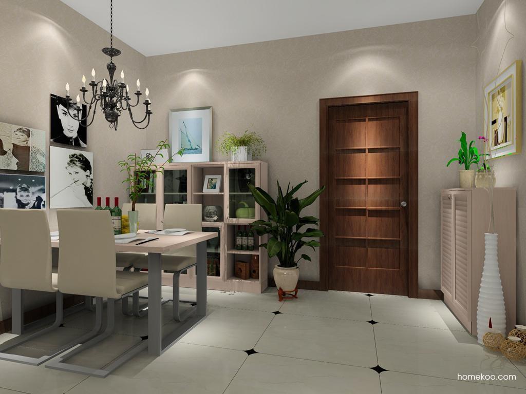 北欧阳光餐厅家具E8006
