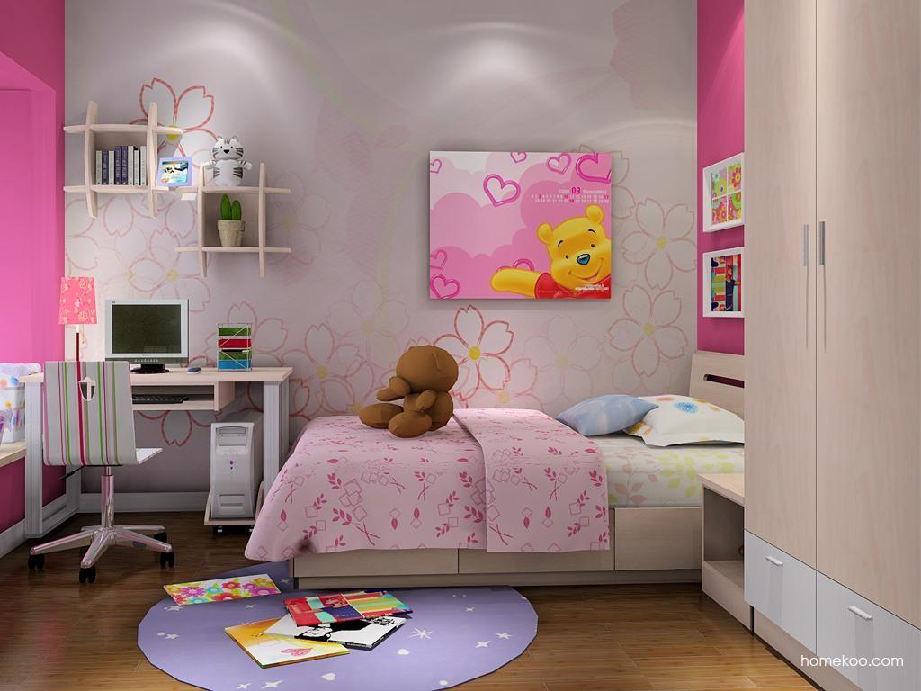 女孩的梦青少年房B9381