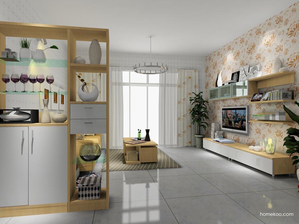 新实用主义客厅家具D8005