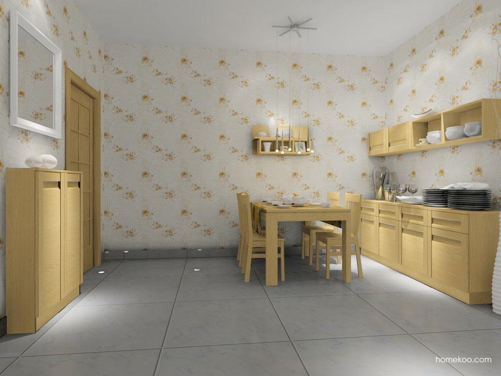 丹麦本色餐厅家具E8011