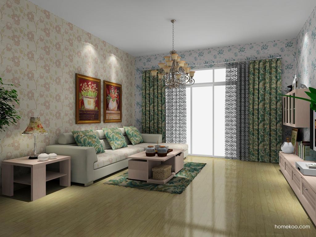 北欧阳光客厅家具D8015