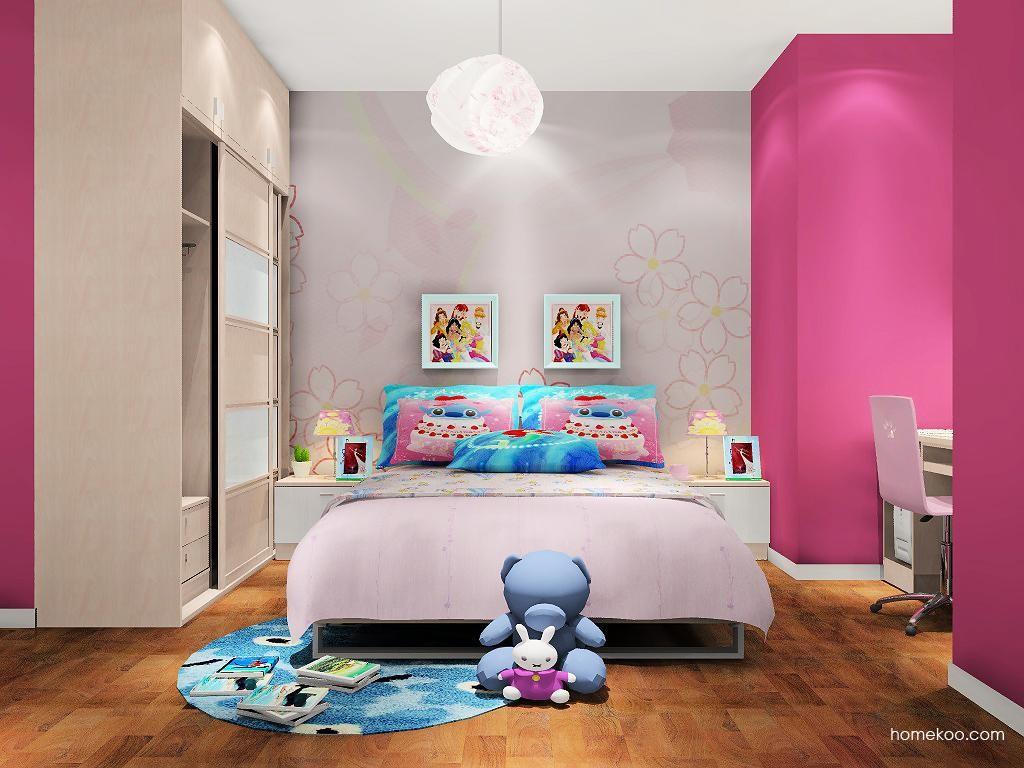 女孩的梦青少年房B9384