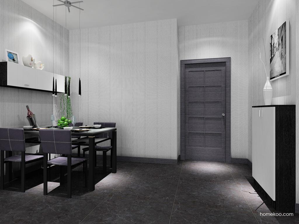简约主义餐厅家具E8025