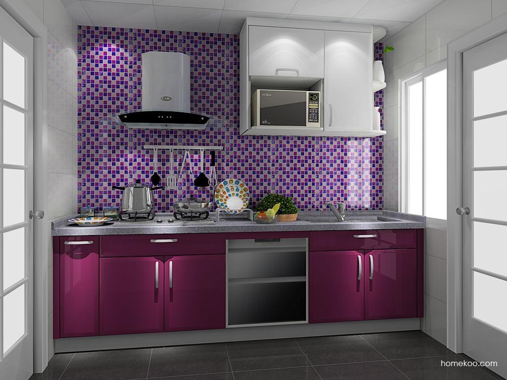 紫晶魅影橱柜F9733