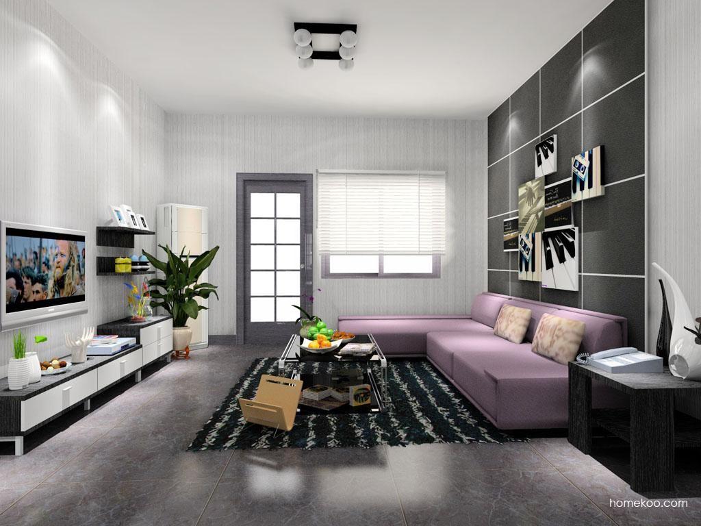 简约主义客厅家具D8030
