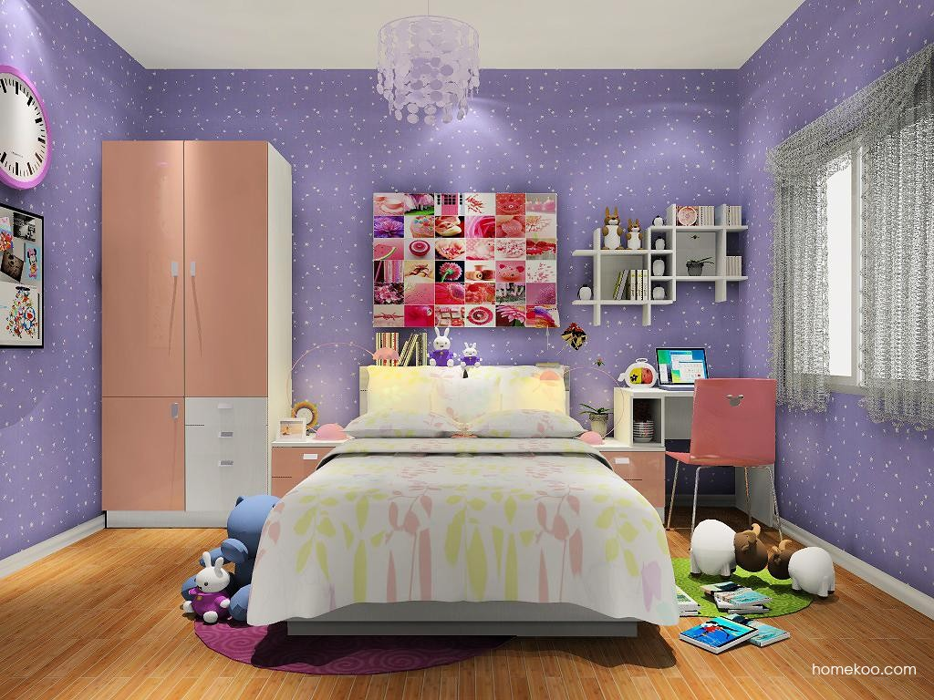 女孩的梦青少年房B9394