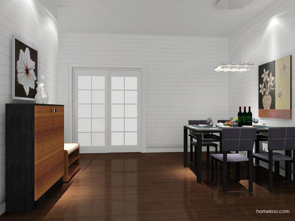 丹麦本色餐厅家具E8048