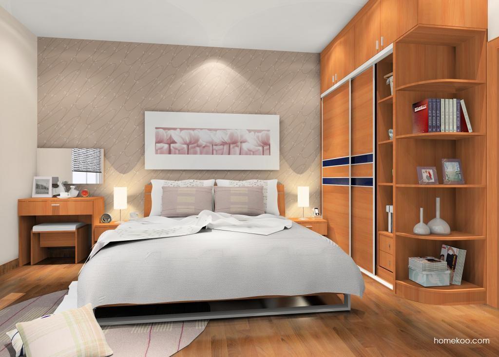 新实用主义卧房家具A9616
