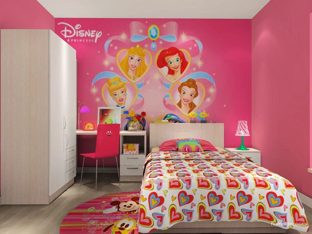 女孩的梦青少年房B9426