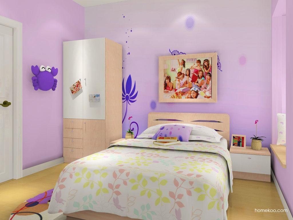女孩的梦青少年房B9425