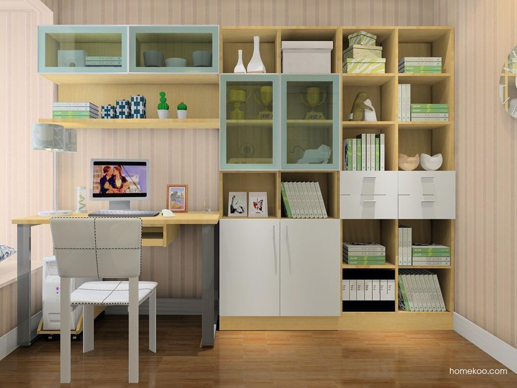 新实用主义书房家具C9297