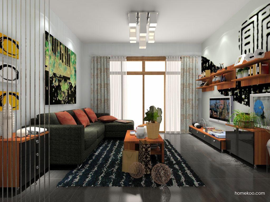 德国森林客厅家具D8058
