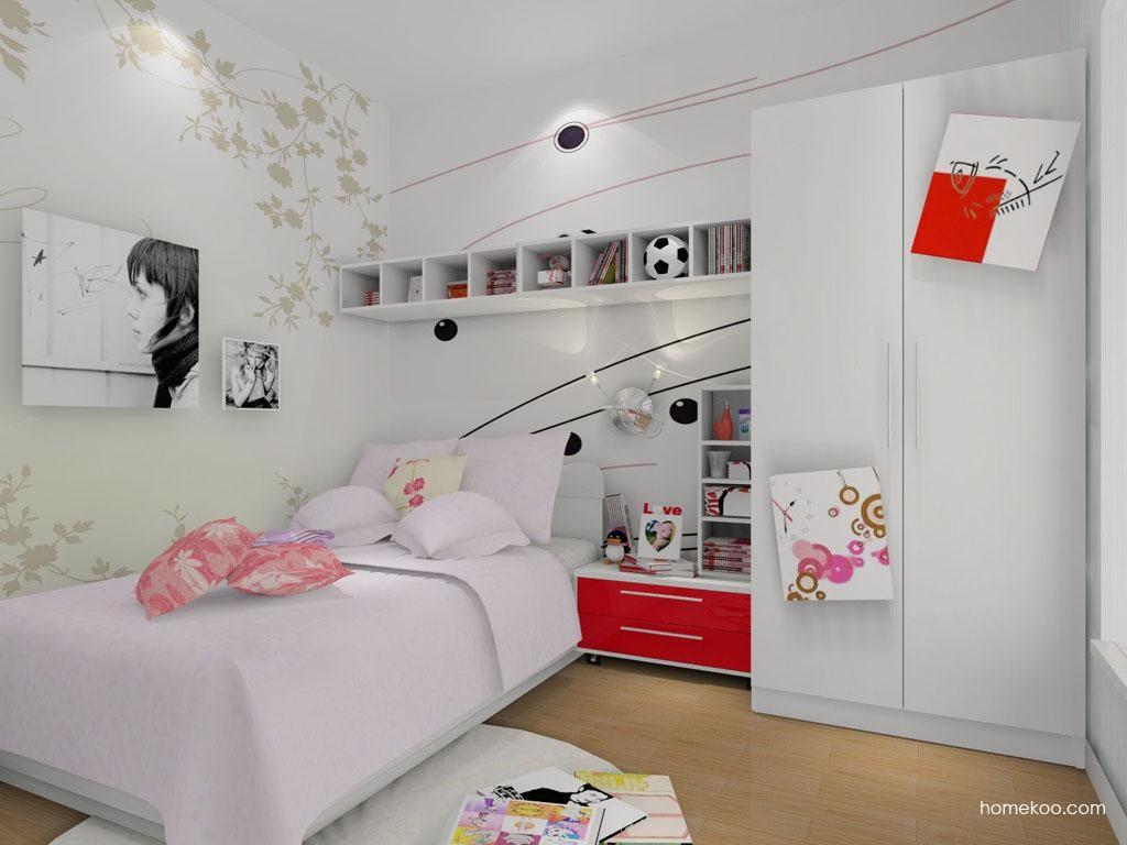 女孩的梦青少年房B9443