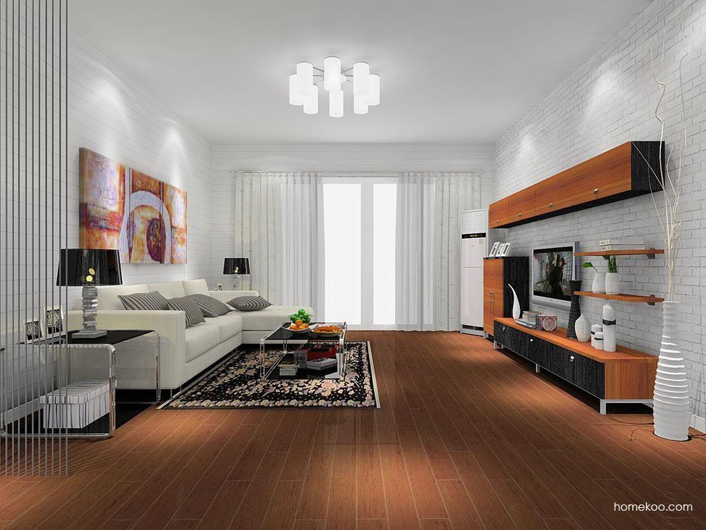 德国森林客厅家具D8052