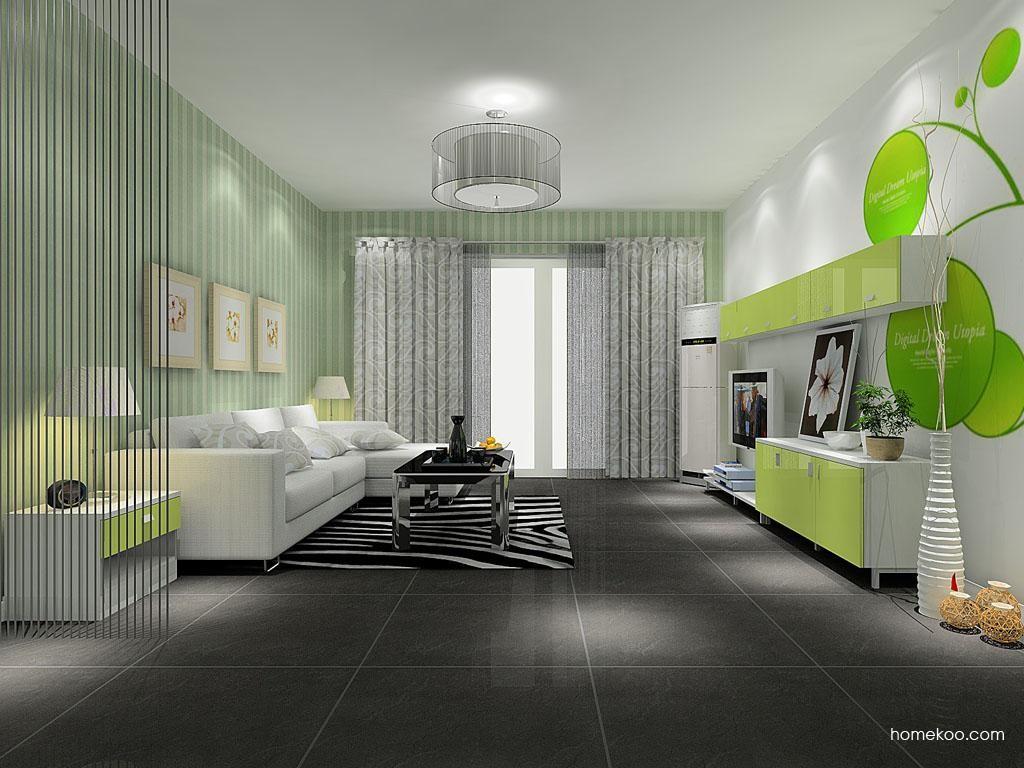 浪漫主义客厅家具D8053